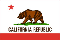 california-state-flage